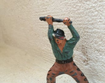 Cowboy Lead Figure