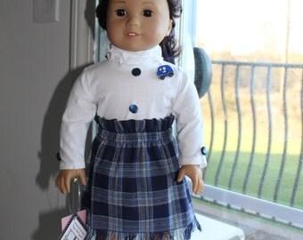 Back to School Skirt Set
