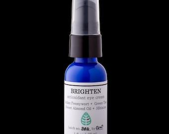 B R I G H T E N | antioxidant eye cream