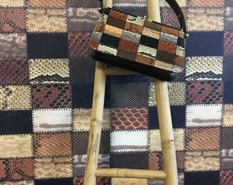 Vintage Snakeskin handbag wallpaper