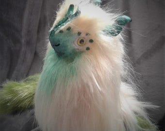 Goblin The Wyvern Dragon OOAK Posable Doll