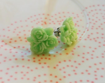 Urban Garden Party AUSTIN Three Roses (Mint)