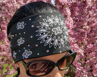 Bling Bandana Headband