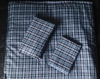 3 he baby set for on the move +++ changing pad diaper bag U notebook covers