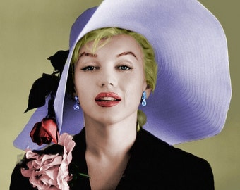 Marilyn Monroe , Nice photo of Marilyn # 24