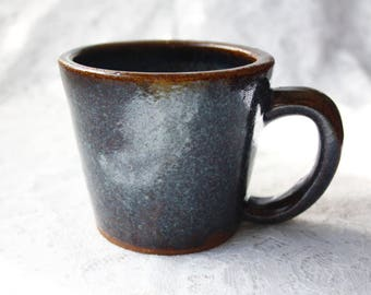 Small Handmade Ceramic Mug