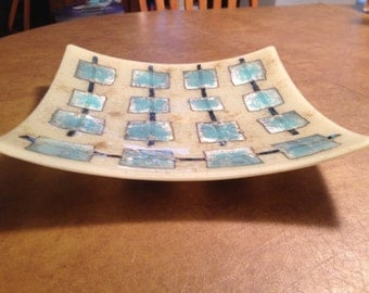 Five x Four  -  Fused Glass Bowls