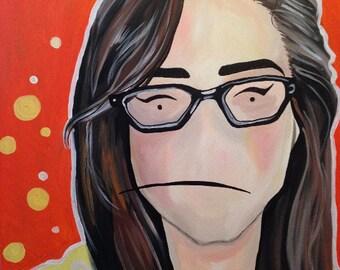 Ridiculous Portrait