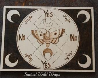 Suspension Board / / moth / / pendulum Board / / moth