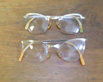 Vinatge cat eye glasses