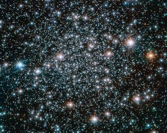 Globular Clusters, Stars, Hubble Telescope, Space Photo