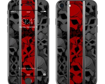 Nunzio by Evan Eckard - iPhone 7/7 Plus Skin - Sticker Decal