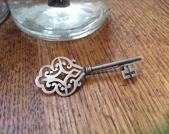 Sterling key pin