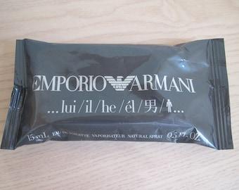 Emporio Armani lui/il/he/el Miniature
