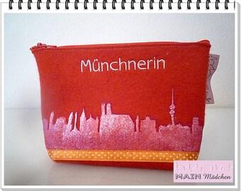 Munich cosmetics bag