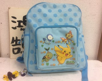 Japanese Pokemon Backpack