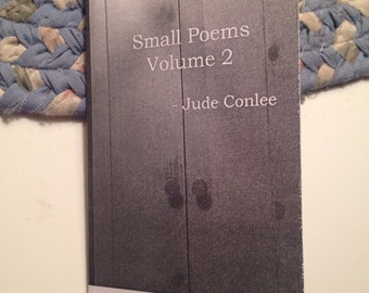 Small Poems, Volume 2