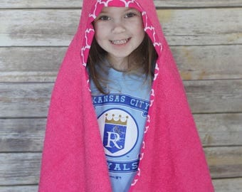 Infant/Kids Hooded Bath Towel - Peppa Pig