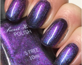 Royally Jewelled - Artisan 5-free Vegan Nail Polish