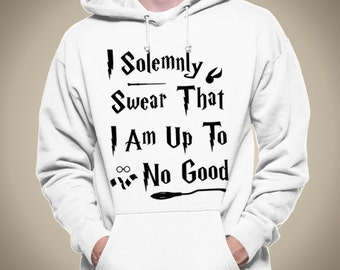 I Solemnly Swear - Harry Potter Hoodie or Sweatshirt | Sweater for Women Men | Funny t-shirt for kids