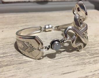 1932 Fork Bracelet
