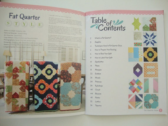 Book Cover Sewing Quarter : Fat quarter style pg soft cover book it s sew