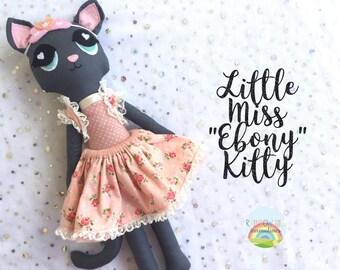 Little Miss Kitty Doll