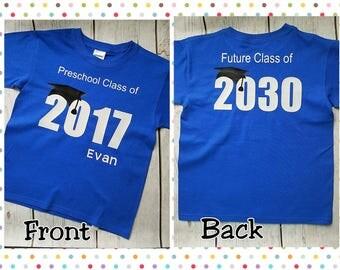 Preschool Graduation Shirt / Preschool Graduation Gift / Graduation Gift / Preschool Graduation / Graduation Shirt / Pre-K
