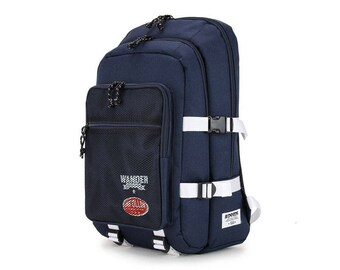 Laptop Backpack School Bag College Book Bag Men Women Backpack Daypack 478