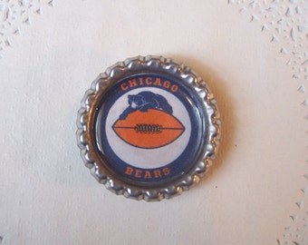 Chicago Bears Magnet (61) - Bears Refrigerator magnet - Chicago Bears accessories