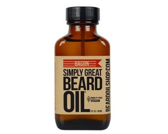 BACON Simply Great Beard Oil