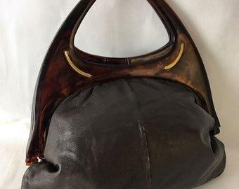 1960's Retro Resign Handle Bag