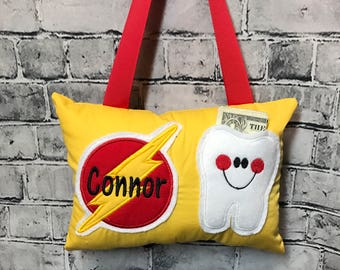 Tooth Fairy Pillow Flash Yellow Toothfairy