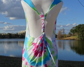 Tie Dye Beach Cover-Up SALE