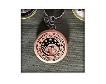Eagle Scout Key Chain