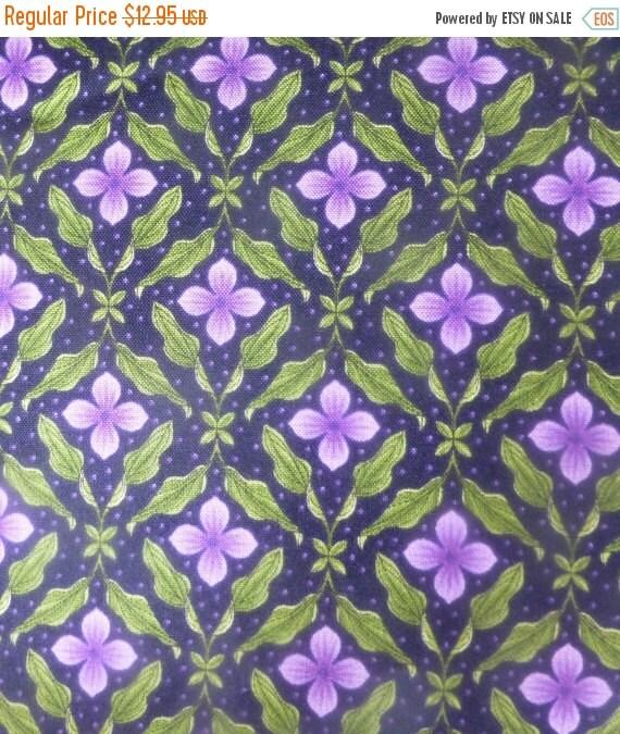 Year End Sale Fresh Lilacslattice On By Suesfabricnsupplies