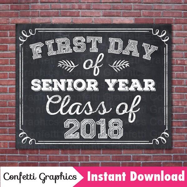 senior in college