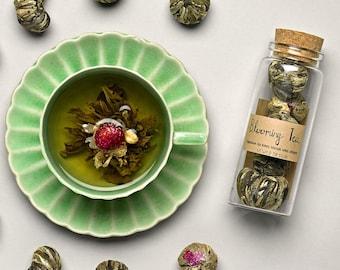 Blooming Tea Vial
