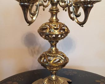 11 Inch Dilly Candelabra