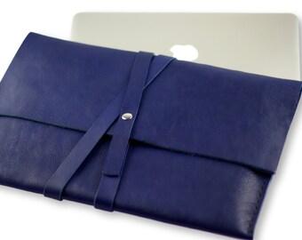 Laptop sleeve/macbook pro case/leather laptop bag/leather satchel/laptop bag women/personalized gift/macbook air case/macbook pro 13 case