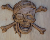 Pirate Decor ~ Pirate Sku...
