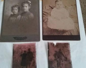 Old photos and negatives