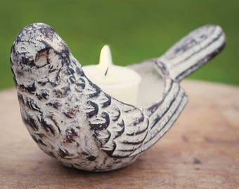 Love Bird Votive Holder