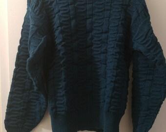 Vintage Saturdays Sweater, Medium
