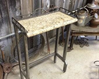 363#   Custom coffee / sofa industrial table / entry Table