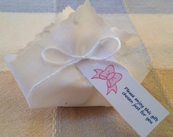 Handmade Votive Candles for Party Gifts