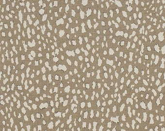 Kravet Couture- Lynx Dot- Fabric By The Yard