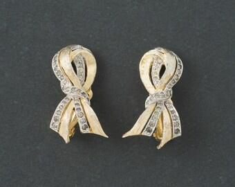 Vintage Panetta Earrings  Patent 156452