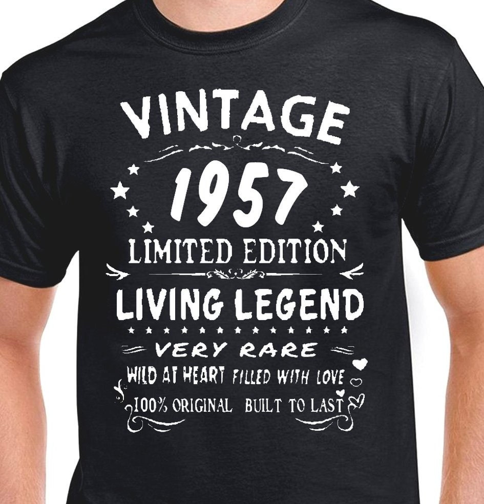 60th Birthday Gift T Shirt Daddy Father Funny 60th Vintage