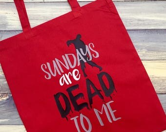 Dead to Me Tote